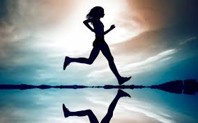 run, exercise, spirituality