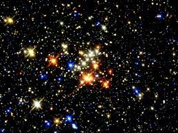 star, universe, oneness